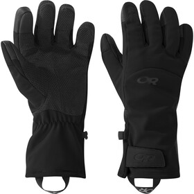 Outdoor Research Inception Aerogel Guantes, black